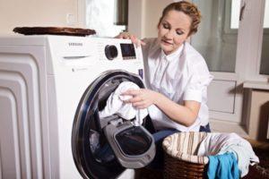 Преглед на пералнята на Samsung с допълнително пране