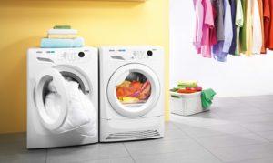 Как да използвате перална машина Zanussi