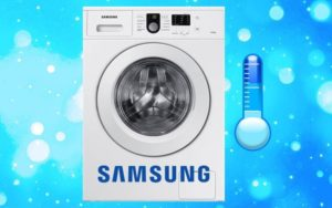 Samsung perilica rublja ne zagrijava vodu