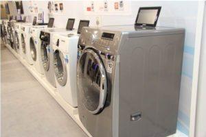 Перални машини LG и Samsung с инвертори