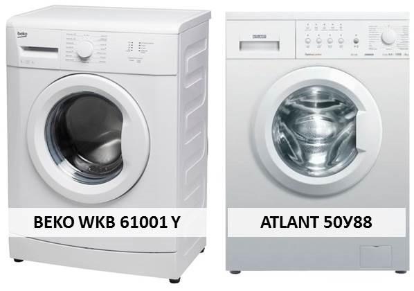 ATLANT 50U88 BEKO WKB 61001 Y