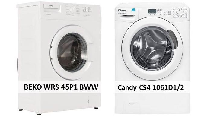 Candy CS4 1061D1 2 BEKO WRS 45P1 BWW