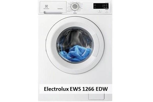Electrolux EWS 1266 EDW