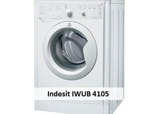 Indesit IWUB 4105