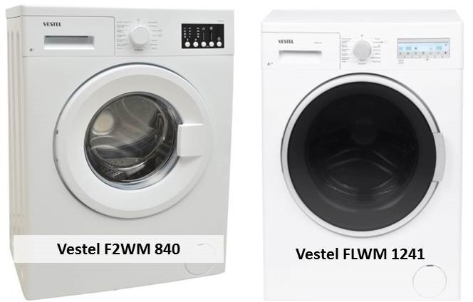 Vestel FLWM 1241 Vestel F2WM 840