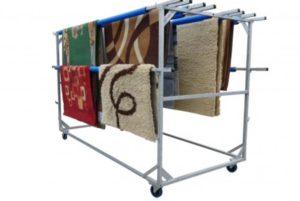 можете да изсушите постелките на специална сушилня