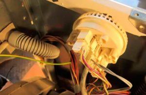 проверете превключвателя за налягане