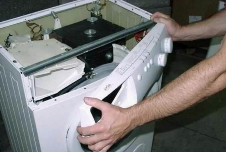 разглобете пералня Beco