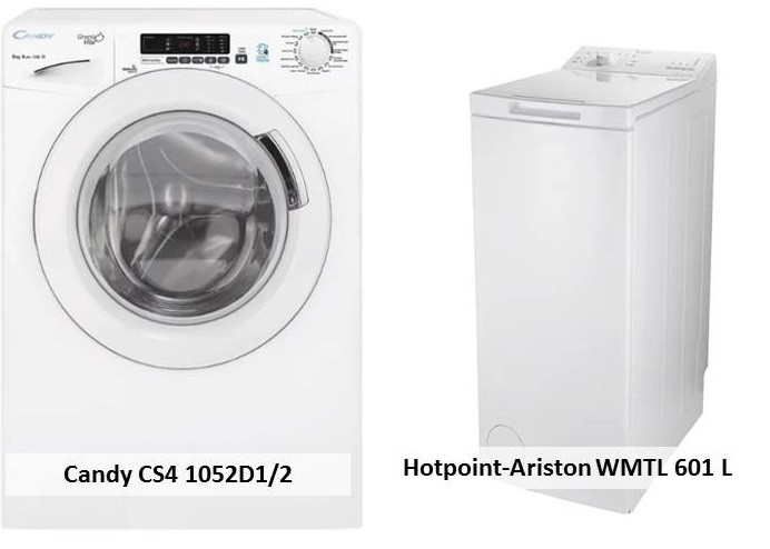 Hotpoint-Ariston WMTL 601 L Candy CS4 1052D1 2