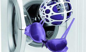 Как да измиете сутиен с бельо в пералня