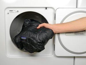 Bagaimana untuk membasuh taman di mesin basuh