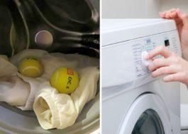 כיצד לשטוף פוליאסטר במכונת כביסה