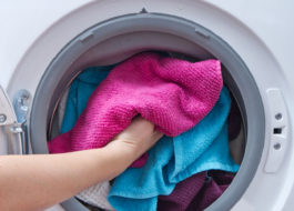 Как да измиете кърпа в пералня, така че да е мека?