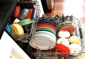 Hogyan lehet mosogatni a mosogatógépben?