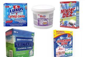 Преглед на подобрителите за почистващи препарати