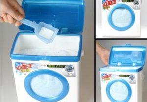 Срок на годност и съхранение на прах за пране