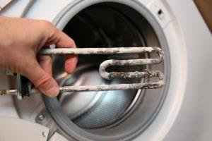 Пералната машина загрява ли водата
