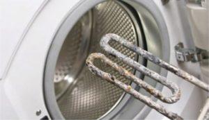 Máy giặt chống vảy
