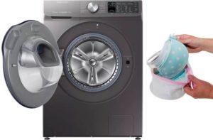 Cara membasuh seluar dalam mesin basuh