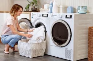 Как да подреждате прането в пералня