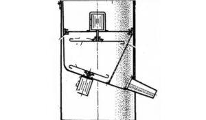 Kako vlastitim rukama napraviti rez za hranjenje iz perilice rublja?