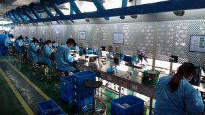 Китайско производство Leran