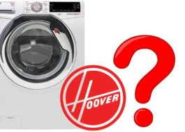 Кой е производителят на пералнята Hoover?