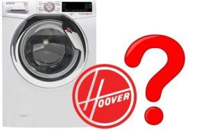 Siapa pembuat mesin basuh Hoover?
