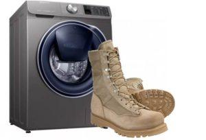 Bolehkah kasut musim sejuk dicuci di mesin basuh?