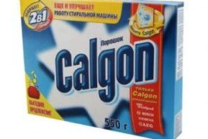 Sekiranya saya menambah Calgon ke mesin basuh?