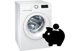 Mesin basuh yang paling ekonomik