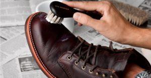 tiszta bőr cipő