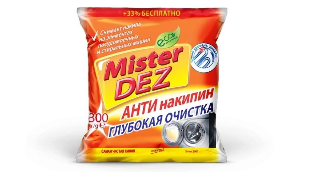 Làm sạch sâu MisterDEZ