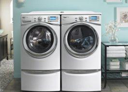 Големи перални машини