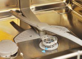 Пръскачките не се въртят в миялната машина