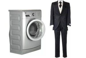 Bagaimana untuk mencuci pakaian lelaki di mesin basuh