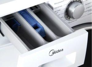 Siapakah pembuat mesin basuh Midea?