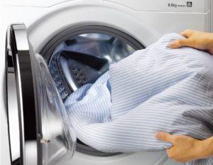 האם ייבוש במכונת הכביסה נחוץ?