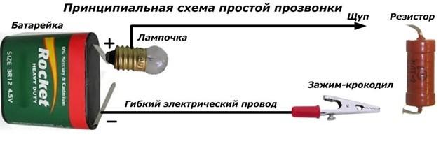 Проверете целостта на проводника