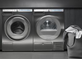 Рейтинг на най-добрите перални машини със сушилня