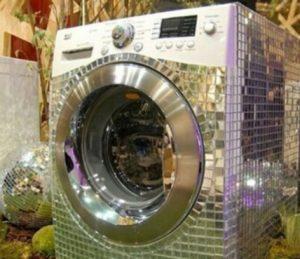 Mesin basuh yang paling mahal