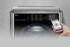 Какво представлява NFC технологията в пералнята?