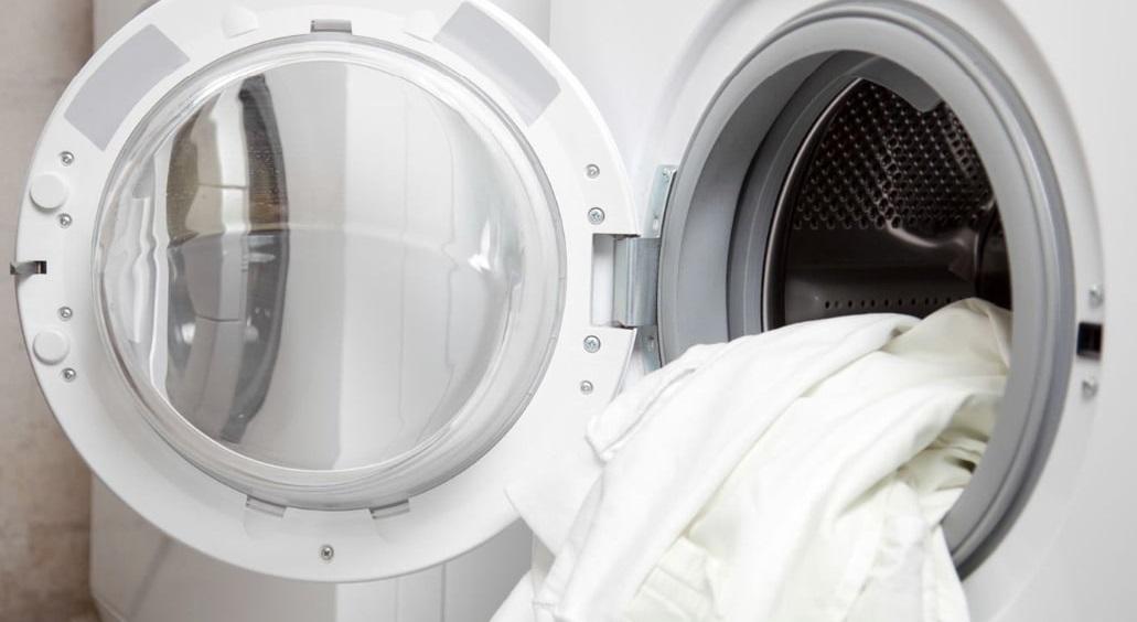 изваждате сухи неща от пералнята