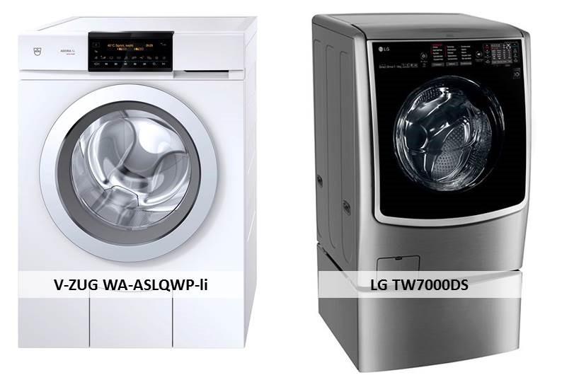 LG TW7000DS V-ZUG WA-ASLQWP-li