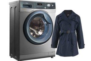Bagaimana untuk mencuci baju jaket di mesin basuh?