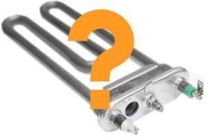 Hogyan válasszuk ki az LG mosógép fűtőkészülékét?