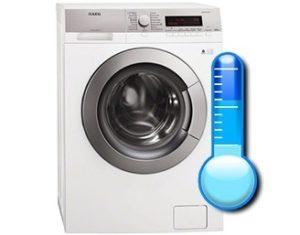 Zašto LG perilica ne zagrijava tijekom pranja?
