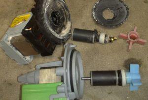 Učinite sami popravke pumpe za perilicu proizvoda LG