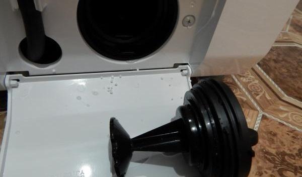 odvrnite filter za otpad