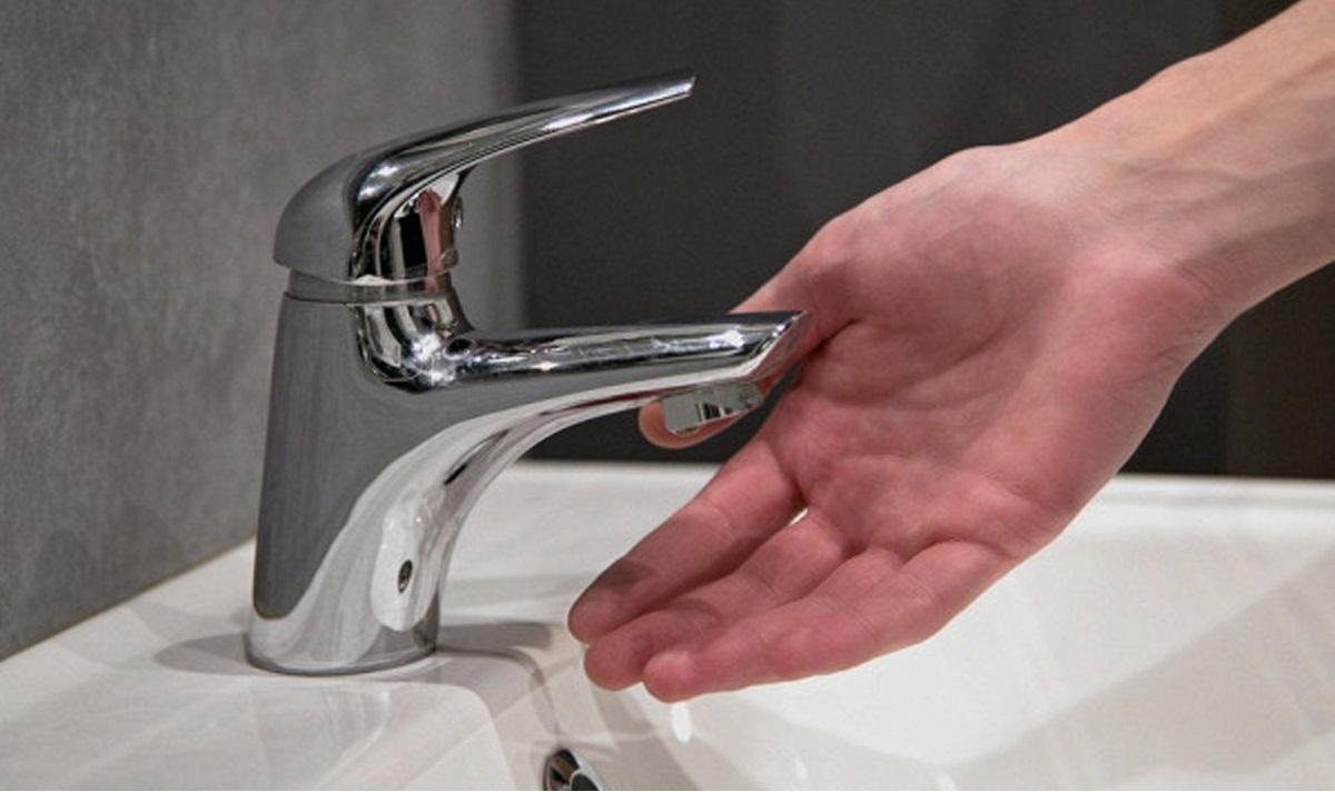 може би няма вода в чешмата